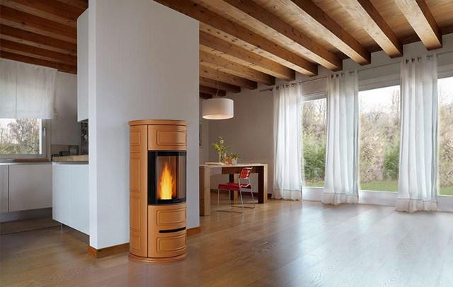 Riscaldare casa a costo zero scopri la stufa a legna o a pellet - Stufe a pellet a basso costo ...