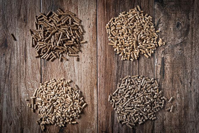 camino pellet vantaggi risparmio