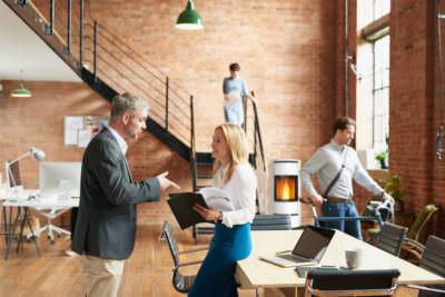 Benessere in ufficio: qual è la temperatura ideale per aumentare la produttività?