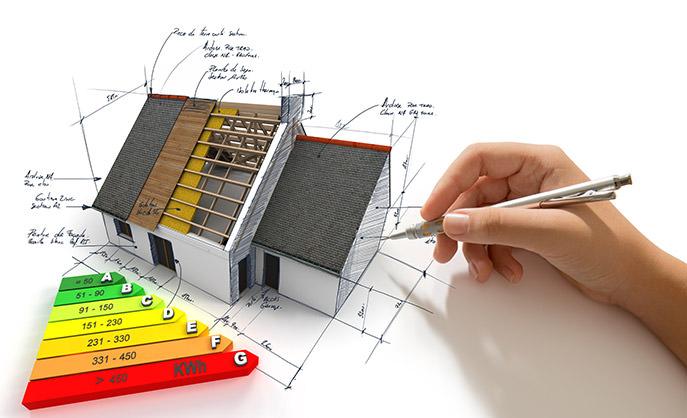 Come rendere una casa classe A