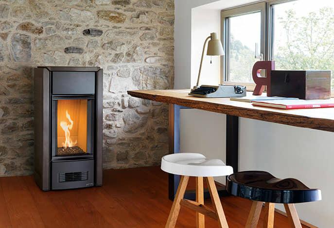 Riscaldare casa con una stufa a gas moderna consigli e for Spegnimento riscaldamento 2017