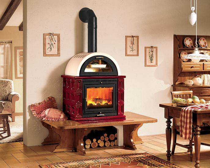 Stubotto scegli l alternativa alla stufa stube in maiolica - Stufe a legna tirolesi ...