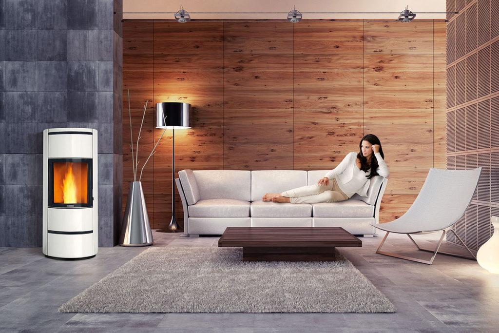 Come rendere una casa più accogliente con il fuoco: stufa o caminetto?